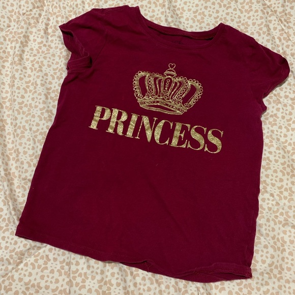 Princess Girls (7/8) Top